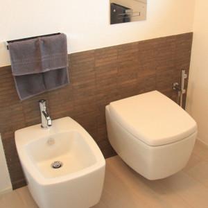 Rivestimento bagno legno - Rivestimento bagno finto legno ...
